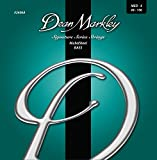 Dean Markley 2606A NickelSteel Bass Jeu de cordes pour basse 4 cordes Tirant Med (.048 -.106)