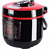 Best Digital Pressure Cookers - Aobosi Electric Multi-Cooker, 6L/1000w, 20-in-1 Digital Programmable Electric Review