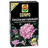 Compo 1270712005 Concime per Rododendri con Guano, 3 kg, Marrone, 9.4x18.3x32 cm