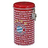 FC Bayern München Metallspardose / Sparbüchse - Fußball