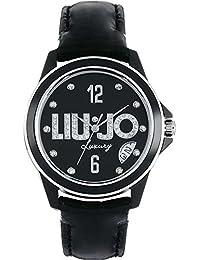 Liu Jo Luxury TLJ121 - Orologio da polso donna nero Olly fb2e89f1aad