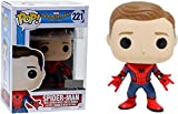 FunKo Marvel Homecoming Vignette Unmasked Spide Man, 13314
