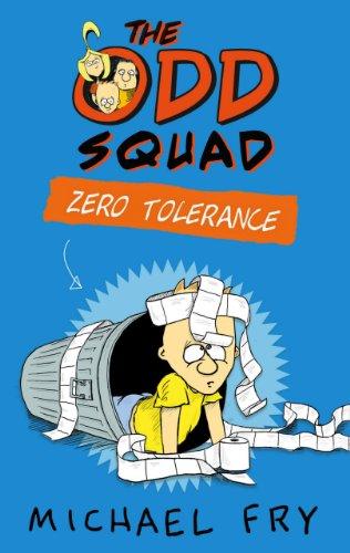 The Odd Squad: Zero Tolerance (Odd Squad 2) (English Edition)