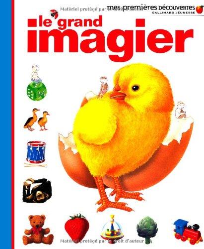 Le grand imagier