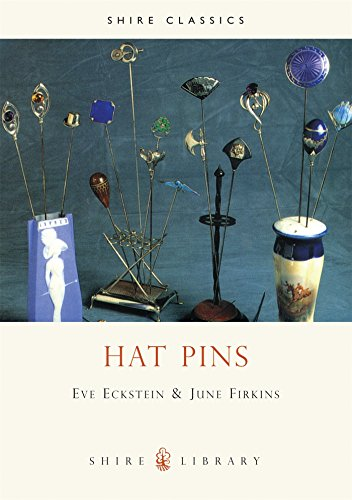 Hat Pins (Shire Library) (Collectables Kostüm Schmuck)