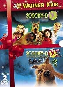 Coffret Scooby-Doo, le film - Coffret 2 DVD