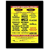 READING/LEEDS FESTIVAL - 2006 - Muse Pearl Jam Matted Mini