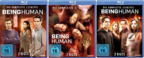 Staffel 1-3 [Blu-ray]