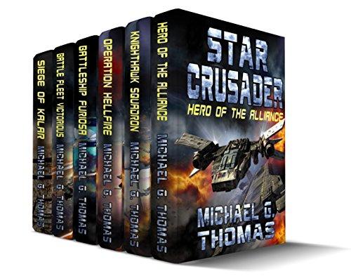 Star Crusader - Box Set: (Books 1-6)