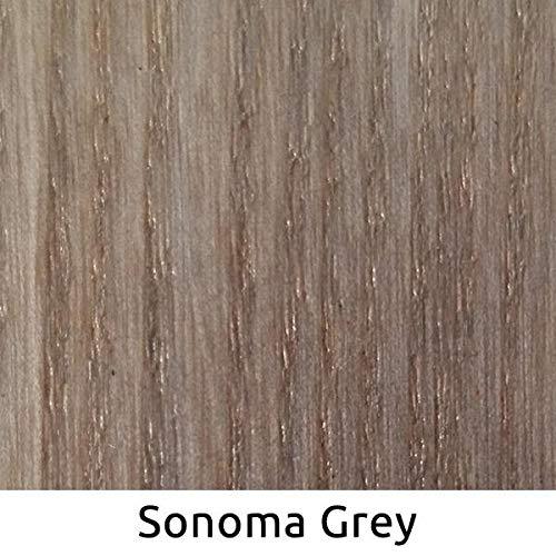 WooDeeDoo Holzlasur, Sonoma Grey, 450 ml
