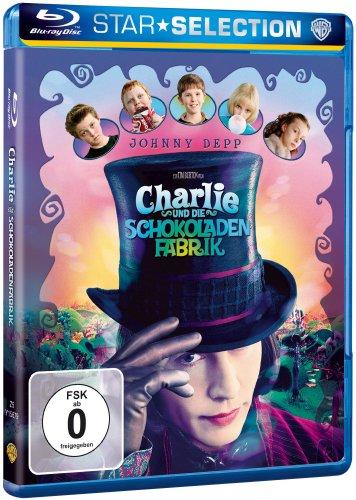 Charlie und die Schokoladenfabrik [Blu-ray]: Alle Infos bei Amazon