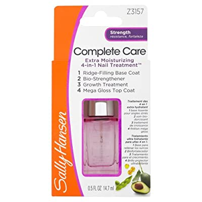 Sally Hansen Complete Care 4-in-1 Nail Treatment, 14.7 ml