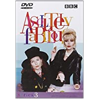 Absolutely Fabulous - Series 3 [Reino Unido] [DVD]