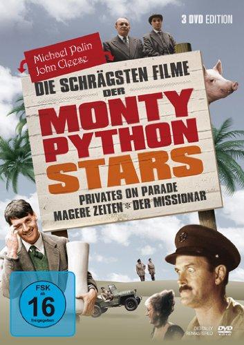 Die schrägsten Filme der Monty Python Stars [3 DVDs]