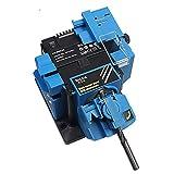 Multifunktions Elektrische Messerschärfer Bohrer Schärfmaschine Messer Scissor Spitzer Power Haushalts Schleifen Werkzeuge,Blue