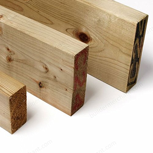 Treated Timber 2x2 | 50mm x 47mm...