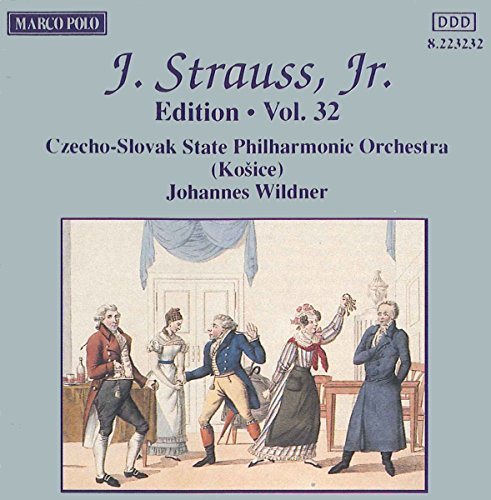 Johann Strauss Jr : Edition /Vol.32