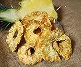 Naturix24 - Ananasringe ungezuckert, ungeschwefelt - 1 Kg Beutel