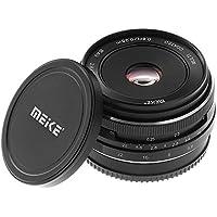 Meike 28mm f/2.8fija Enfoque manual Objetivo Lens para Fujifilm X-A1X de A2X-E1X-E2x-e2s X-M1X-T1x-t10X-Pro1x-pro22APS-C Cámara sin espejo