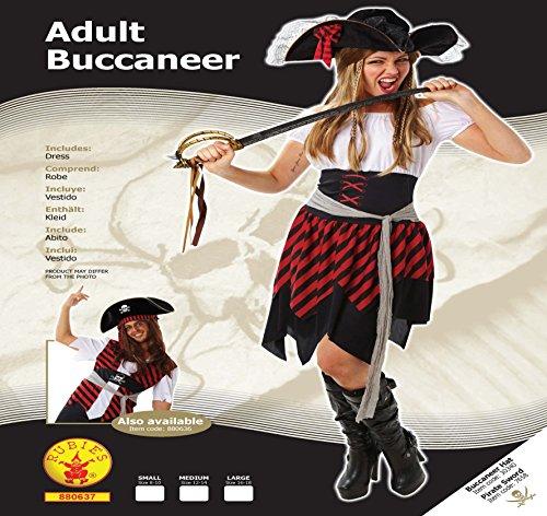 Rubie' s ufficiale costume da donna pirata taglia M