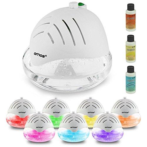 amos-luftreiniger-lufterfrischer-ionisator-frische-luft-reiniger-mit-farbwechsel-led-licht-3-x-30ml-