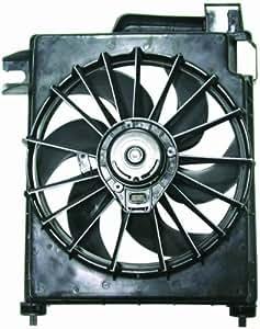 Depo 334-55013-200 Condensor Fan Assembly
