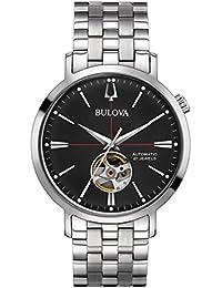 Bulova Men's Classic Automatic Stainless Bracelet Watch