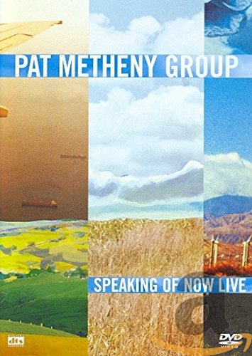 Pat Metheny Group - Speaking of Now Live [DVD] [Reino Unido]