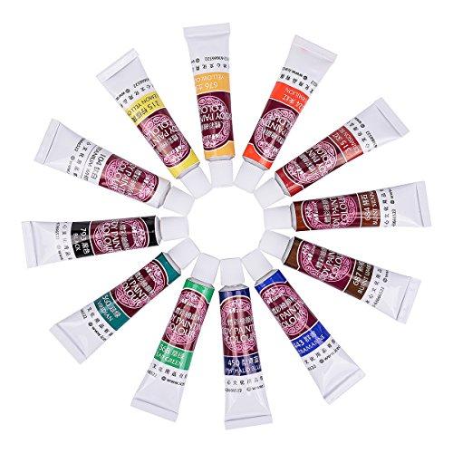 Face & Body Paint Kit, feuchtigkeitsspendende Face Body Painting Set für Erwachsene und Kinder, hypoallergen Halloween Face Paint