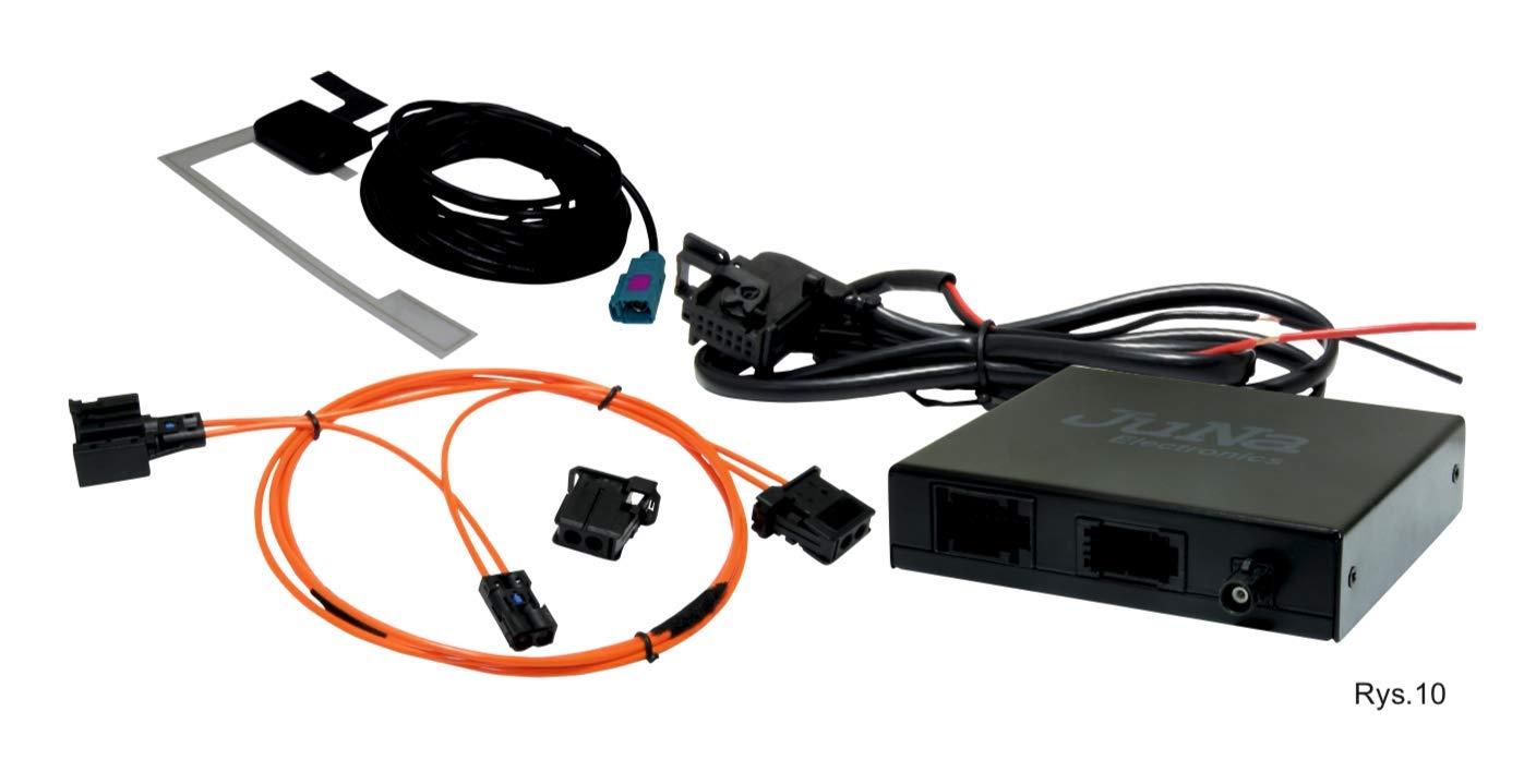 DABDAB-Integration-MMI-2G-High-Basic-DAB-Plug-Play