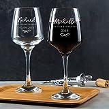 Ruhestand Geschenk - Wein Glas mit Gravur - Abschiedsgeschenk Kollegen - Pensionierung