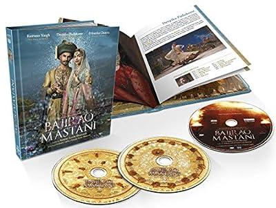 Bajirao Mastani [Edition Collector Limitée] - Version originale sous-titrée français [Blu-ray] [Combo Blu-ray + DVD + CD - Édition Limitée Digibook]
