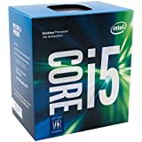 Intel Core i5-7500 Prozessor (7. Generation, bis zu 3.80 GHz mit Intel Turbo-Boost-Technik 2.0, 6 MB Intel Smart-Cache)