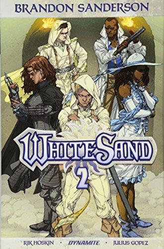 Brandon Sanderson's White Sand Volume 2 por Brandon Sanderson