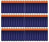 HONGCI 60pcs 9.5cm Azul Refill Dardos Blaster Para Nerf N-Strike Mega Centurión Toy Gun Sniper Bullet