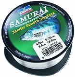 DAIWA SAMURAI Mono Zander 0,20mm 500m Zielfischschnur monofil