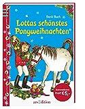 Lottas schönstes Ponyweihnachten (Lotta und Knuffel)