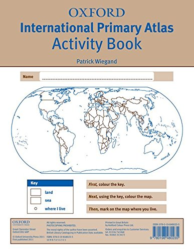 Oxford International Primary Atlas: Activity Book 2nd Edition (Oxford Primary Atlas) - 9780198480235 por Patrick Wiegand