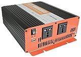 mercury IMS1500-12 1500 W 12 V Mod Sine Inverter -...