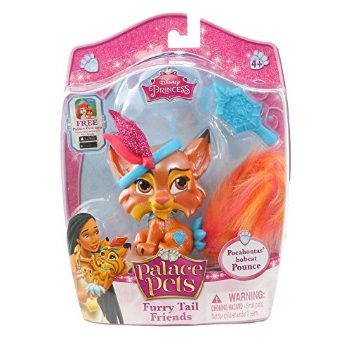 disney-princess-palazzo-animali-furry-tail-amici-pocahontas-bobcat-pounce-inviato-da-uk