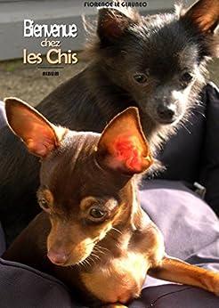 Bienvenue chez les chis: Jana et Joy par [Le Glaunec, Florence]