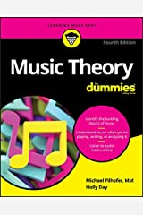Music Theory For Dummies, 4th Edition Paperback
