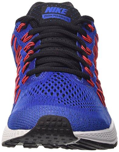 Nike Air Zoom Pegasus 32, shoes homme bleu foncé