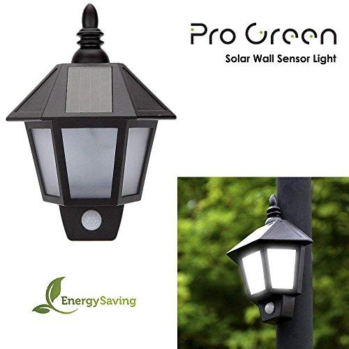 ProGreen Lámpara Solar