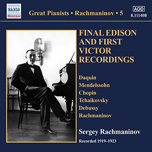 Final Edison and First Victor Recordings