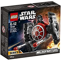 Lego Star Wars 75194 - TM - Microfighter First Order Tie Fighter