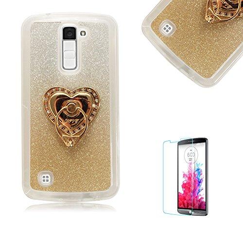 lg-k10-custodiafunyye-glitter-brillare-oro-graduale-cambiano-colore-stile-cover-con-pellicola-protet