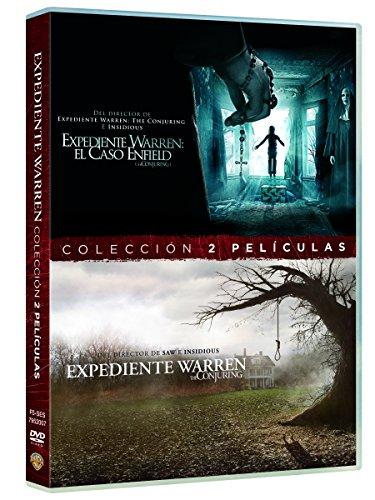 Pack Expediente Warren 1+2 [DVD]