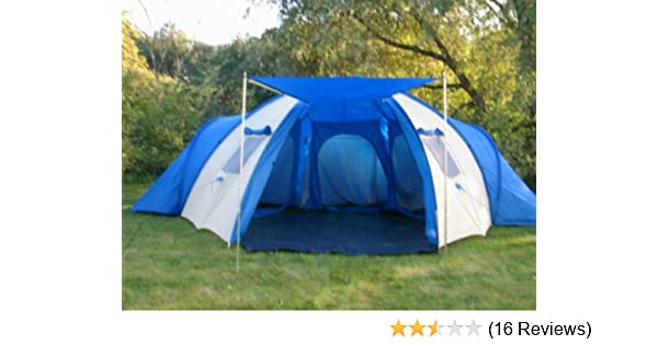 sc 1 st  Amazon UK & 8 Man Alpine Camping Tent: Amazon.co.uk: Garden u0026 Outdoors