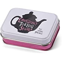 Emergency Tea Bag Stash Tin by The Bright Side (New Design)